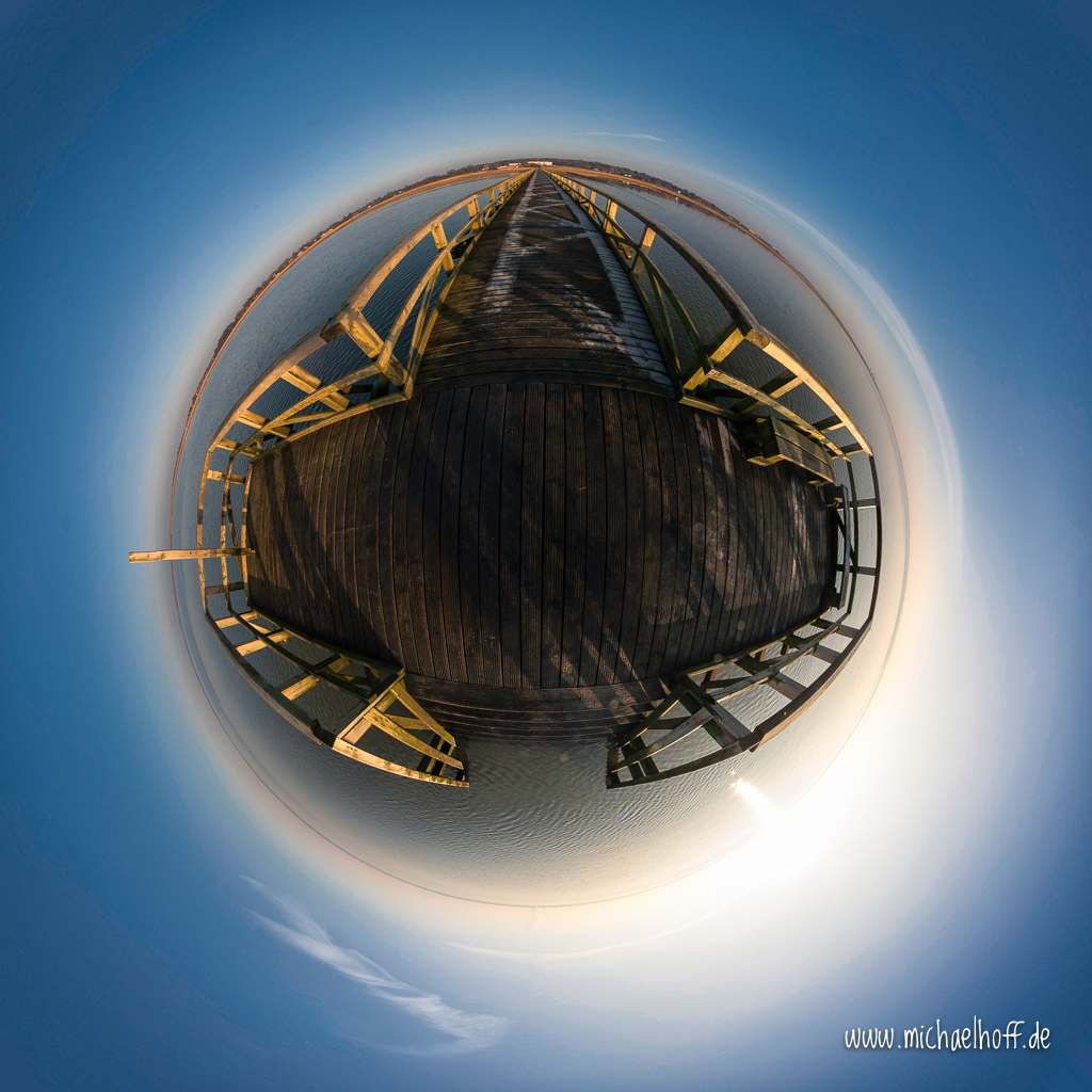Little Planet – Steg Schobüll